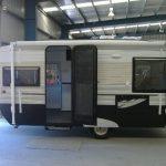 Custom vans and trailers